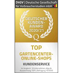 Deutscher Kunden-Award 2020/21
