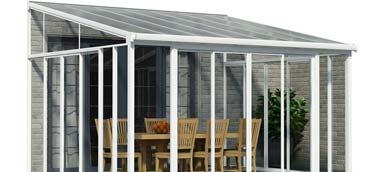 Terrassenüberdachungen & Vordächer