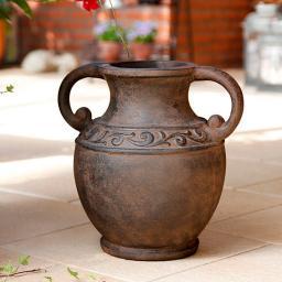 Terracotta-Krug Toscana antica