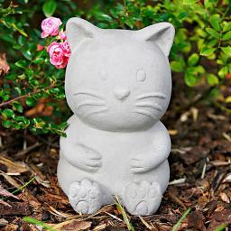Terracotta-Katze Kitty Bobby