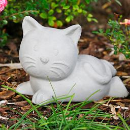 Terracotta-Katze Kitty Prince