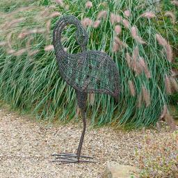 Tier-Skulptur Flamingo Fienchen