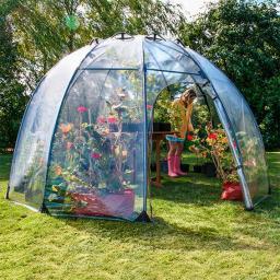 Gewächshaus Sunbubble