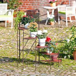 Blumentreppe Flower Darling, 6-stufig, klappbar