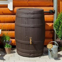 Barrica Regenfass 420 Liter
