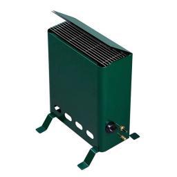 Gewächshaus-Gasheizgerät mit Thermostat 2 kW