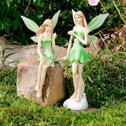 Flower Fairy Aurora & Silvana, 2er Set