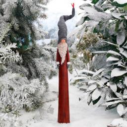 Zipfel-Weihnachtsmann, groß