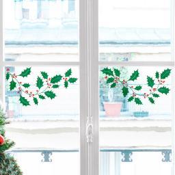 Fenster-Sticker Ilex