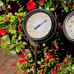 Erdspieß Garten-Thermometer