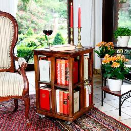 Beistelltisch/Bücherregal Lesespaß