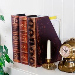 Stehsammler Literarium, 2 Fächer