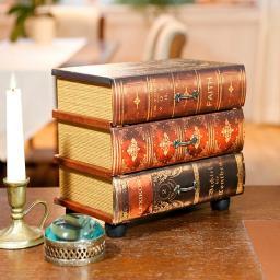 Bücher-Schubladen-Schränkchen