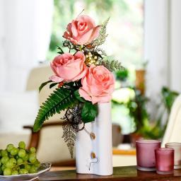 Rosen-Gesteck Rosy Rose