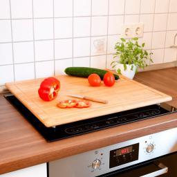 Schneide- und Abdeckplatte Küchenspaß