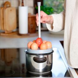 Kocheinsatz für Eier