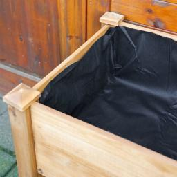 Hochbeet-Vlies, 300x250 cm