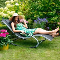 Lounge-Liege Paradies