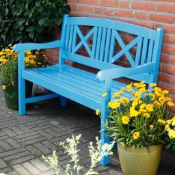 Gartenbank Blue Ocean 120 cm