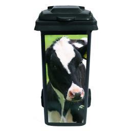 Container-Aufkleber Kuh Berta