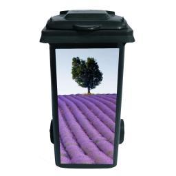 Container-Aufkleber Lavendelbaum