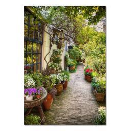 Garten-Poster Hofgarten