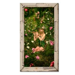 Gartengemälde Elfenlied 79 x 59 cm