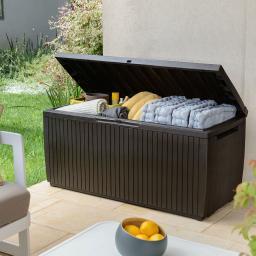 Wood Style Box Springwood, 305 Liter