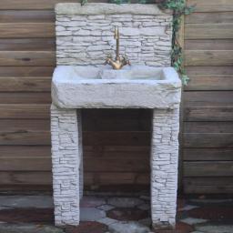 Garten-Waschbecken Mediterrano