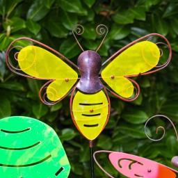 Lichtfänger Trio Farbenfroh Biene