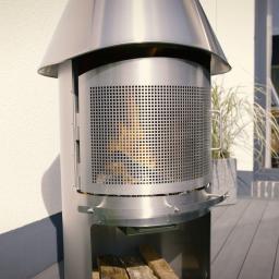 Funkenschutztür für Auckland Prestige
