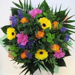 Blumenstrauß Color Mix