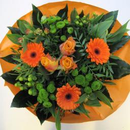 Blumenstrauß Orange Dream