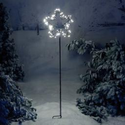 LED-Gartenstecker Sternenmeer, klein