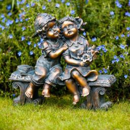 Deko-Figur Hannes & Hannah
