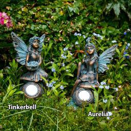 Solarleuchte Elfe Tinkerbell