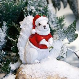Weihnachts-Eichhörnchen Paul