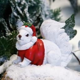 Weihnachts-Eichhörnchen Pino