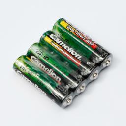 Micro (AAA) - Batterien 1,5V, 4er-Set