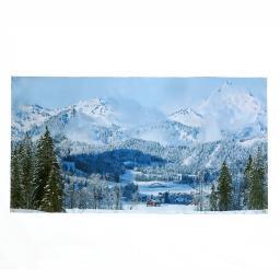 Hintergrund-Poster Berglandschaft