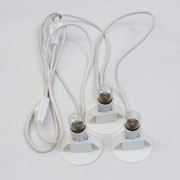 Beleuchtungs-Set für 3 Lichthäuser