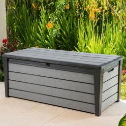 Brushwood Box 455 Liter Anthrazit