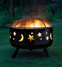 Landmann® Feuerstelle Mond & Sterne