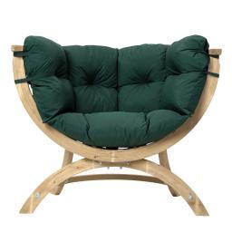 AMAZONAS® Gartensofa Siena Uno, grün