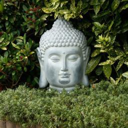 Buddha Kopf Relax