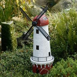 Solar-Windmühle Noord