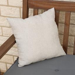 Outdoor-Kissen Comfy, creme