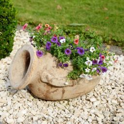 Terracotta-Amphore Hermosa