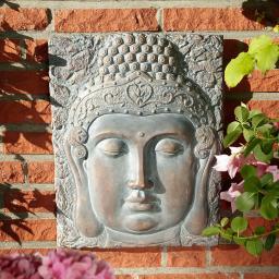 Wandbild Buddha Narada