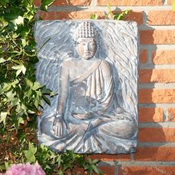 Wandbild Buddha Sujata